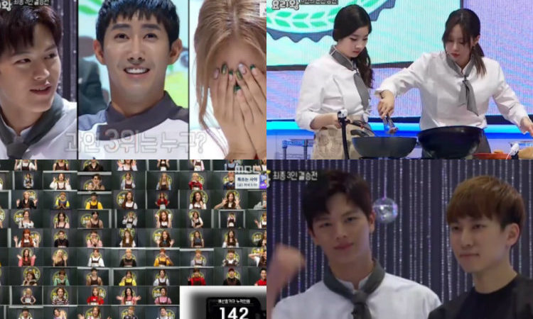 """Who Is Crowned the Ultimate """"Idol Chef King"""" This Chuseok Holiday?"""