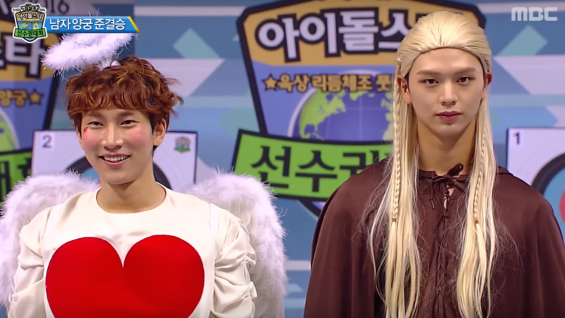 """Watch: BTOB Dons Fabulous Costumes Once More At """"2016 Idol Star Athletics Championships"""""""