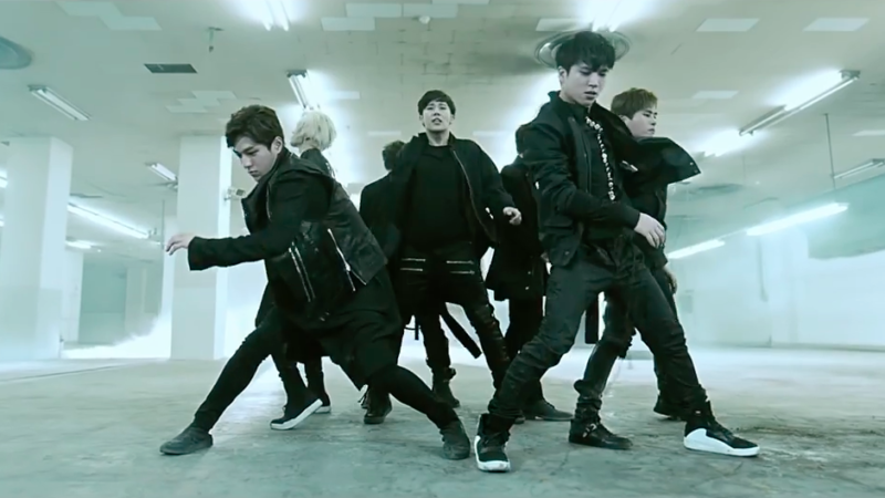 "Watch: INFINITE Returns With Dramatic ""The Eye"" MV"