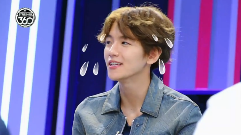 Baekhyun Explains Why He Hangs Around The EXO Dorm Nude