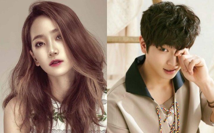 Breaking: Wonder Girls' Yeeun And 2AM's Jeong Jinwoon Dating