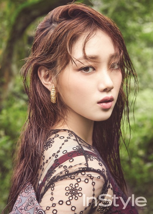 Lee Sung Kyung Reveals She Is Putting On Weight For A Weightlifting Drama