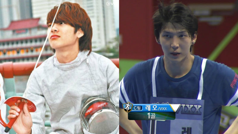 8 K-Pop Idols You Didn't Know Were Previously Athletes