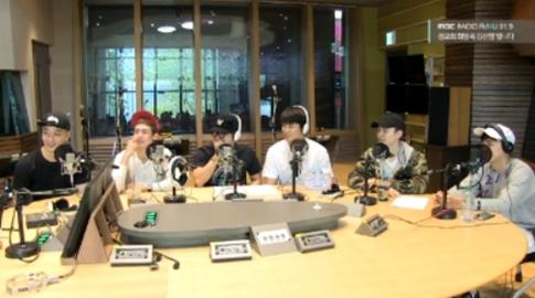 2PM Kim Shin Young's Song at Noon