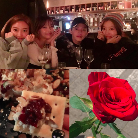 """Park Shin Hye Shares Photos From Reunion With """"Doctors"""" Cast Members"""