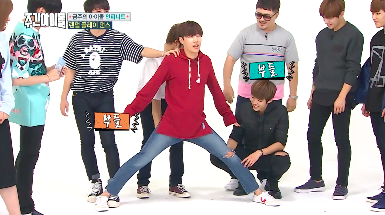 "Watch: GOT7 Is A Hot Mess In New ""Weekly Idol"" Preview ..."