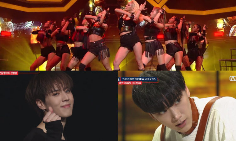 "Watch: Hyoyeon, Yugyeom, Ten, And More Compete For Top 3 On ""Hit The Stage"""