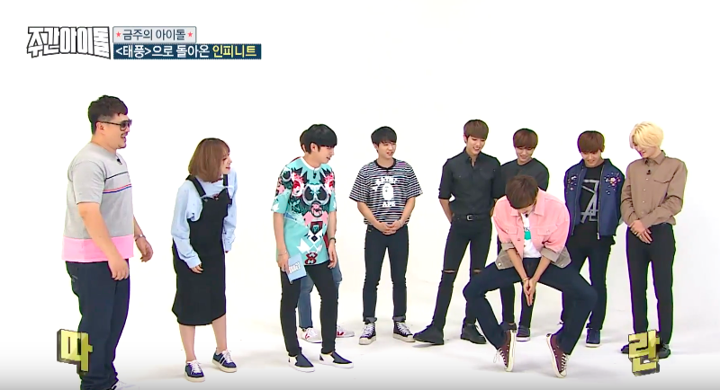 Watch: INFINITE Comes Up With Creative New Ways To Express Their Love