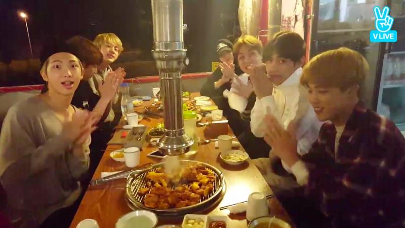 BTS Celebrates 3 Million Followers On V App, Throws Jungkook Under The Bus For 10 Million Milestone Promise