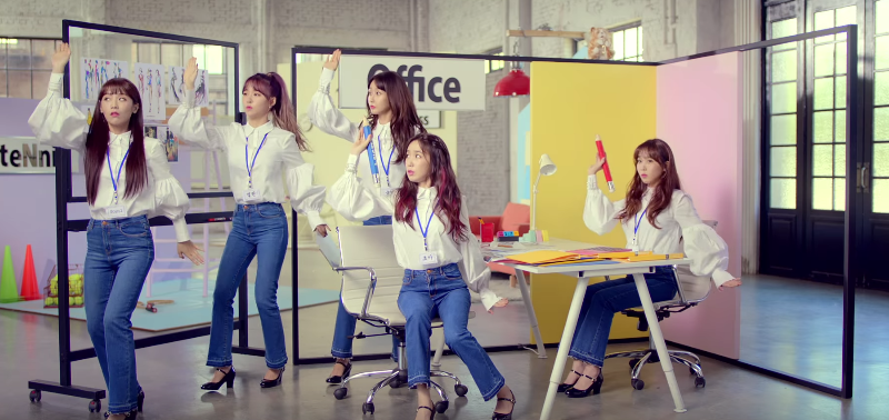 "Crayon Pop Teases Another Addictive Track With ""DooDoomChit"" MV Preview"