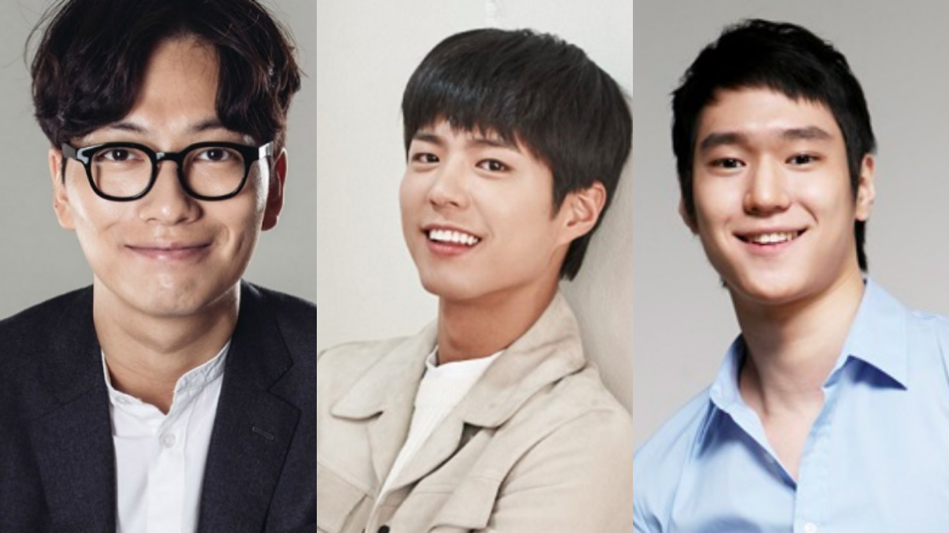 Lee Dong Hwi Park Bo Gum Go Kyung Pyo
