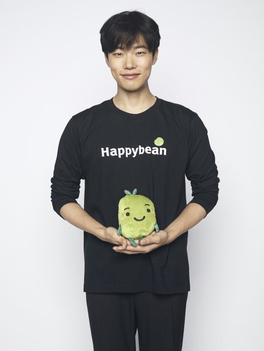 Ryu Jun Yeol Happybean