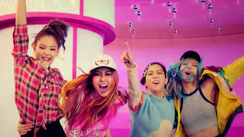 "BLACKPINK's ""BOOMBAYAH"" MV Skyrockets Past 40 Million Views"