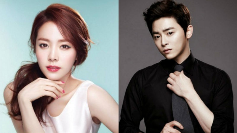 """Han Ji Min To Appear On """"Don't Dare To Dream"""" As Jo Jung Suk's Blind Date"""