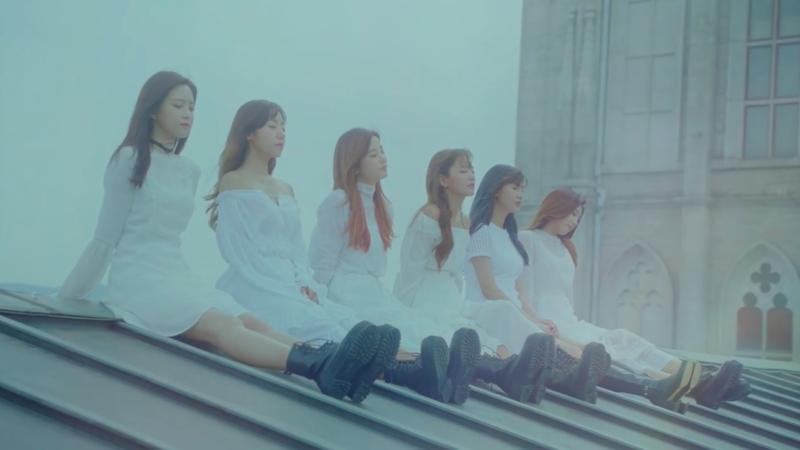 "Watch: Apink Says You're The ""Only One"" In Comeback MV"