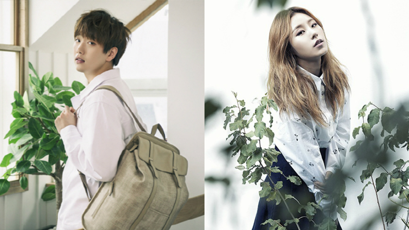 B1A4's Sandeul Confirms Date For Solo Debut Album, Featuring Duet With MAMAMOO's Wheein