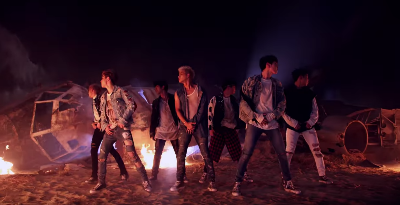 "GOT7's ""Hard Carry"" Music Video Easily Surpasses 1 Million Views"
