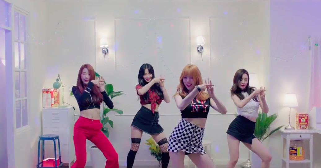 "Watch: Dal Shabet Returns With Weekend Party Anthem ""FRI.SAT.SUN"" MV"