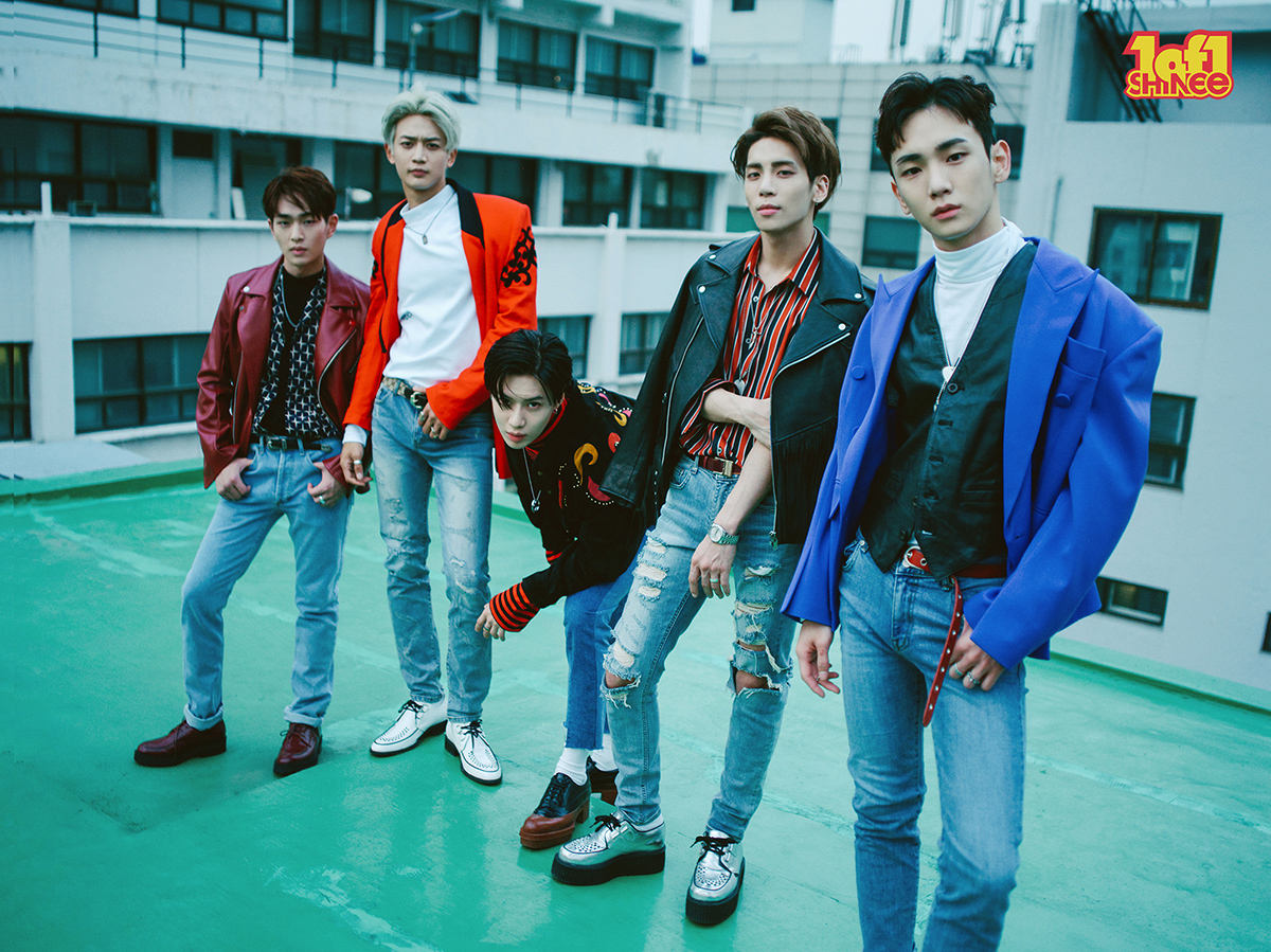 "SHINee >> Album ""The Story of Light"" Shinee-12"