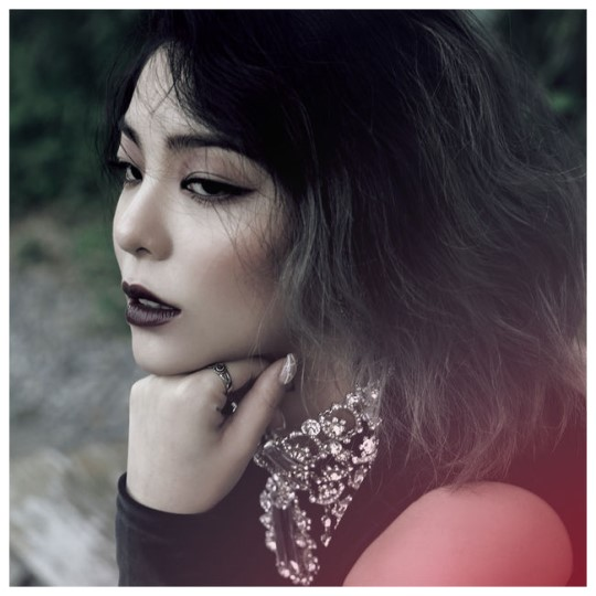 "Ailee Is Dark And Charismatic In ""A New Empire"" Teaser Image"