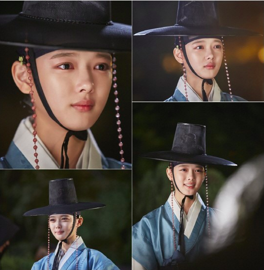 "Just Looking At Kim Yoo Jung's Eyes In ""Moonlight Drawn By Clouds"" Stills Will Make You Sad"