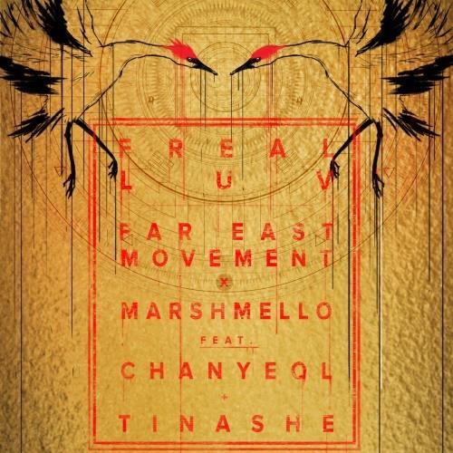 far east movement chanyeol tinashe freal luv