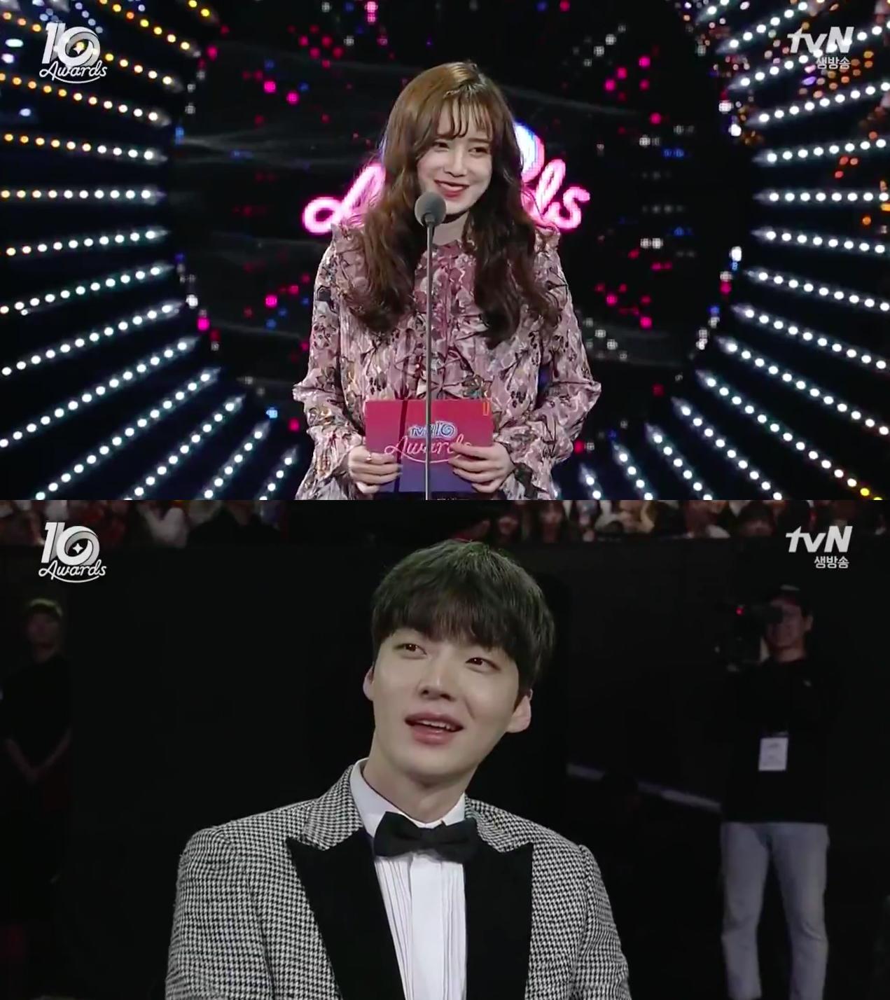 tvN10 awards 2