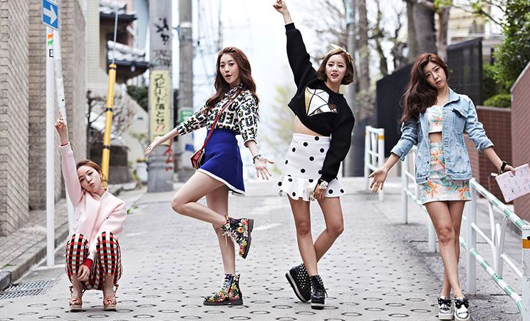 Girl's Day Reportedly Making A Comeback