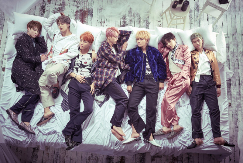 BTS s WINGS Makes History As First Korean Album On UK s Official Charts