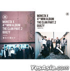 monsta x the clan guilty