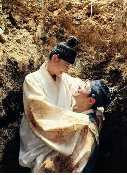 Park Bo Gum Kim Yoo Jung 3