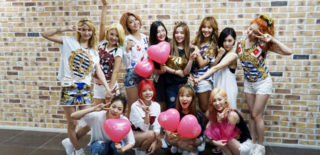 snsd with red velvet