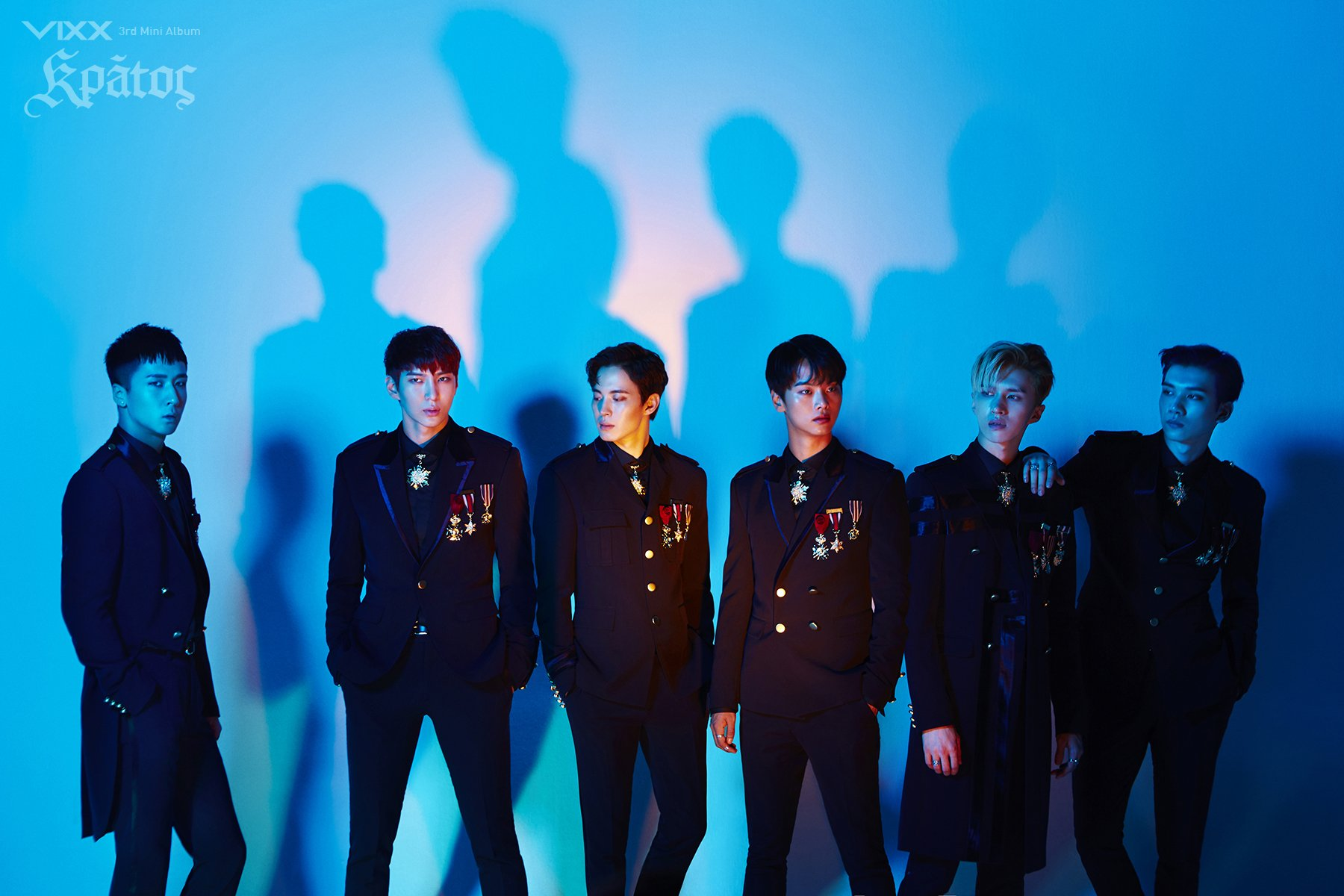 """VIXX To Conclude """"CONCEPTION"""" Project With Special Album This Month"""