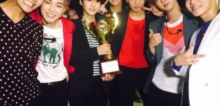 bts show champion win