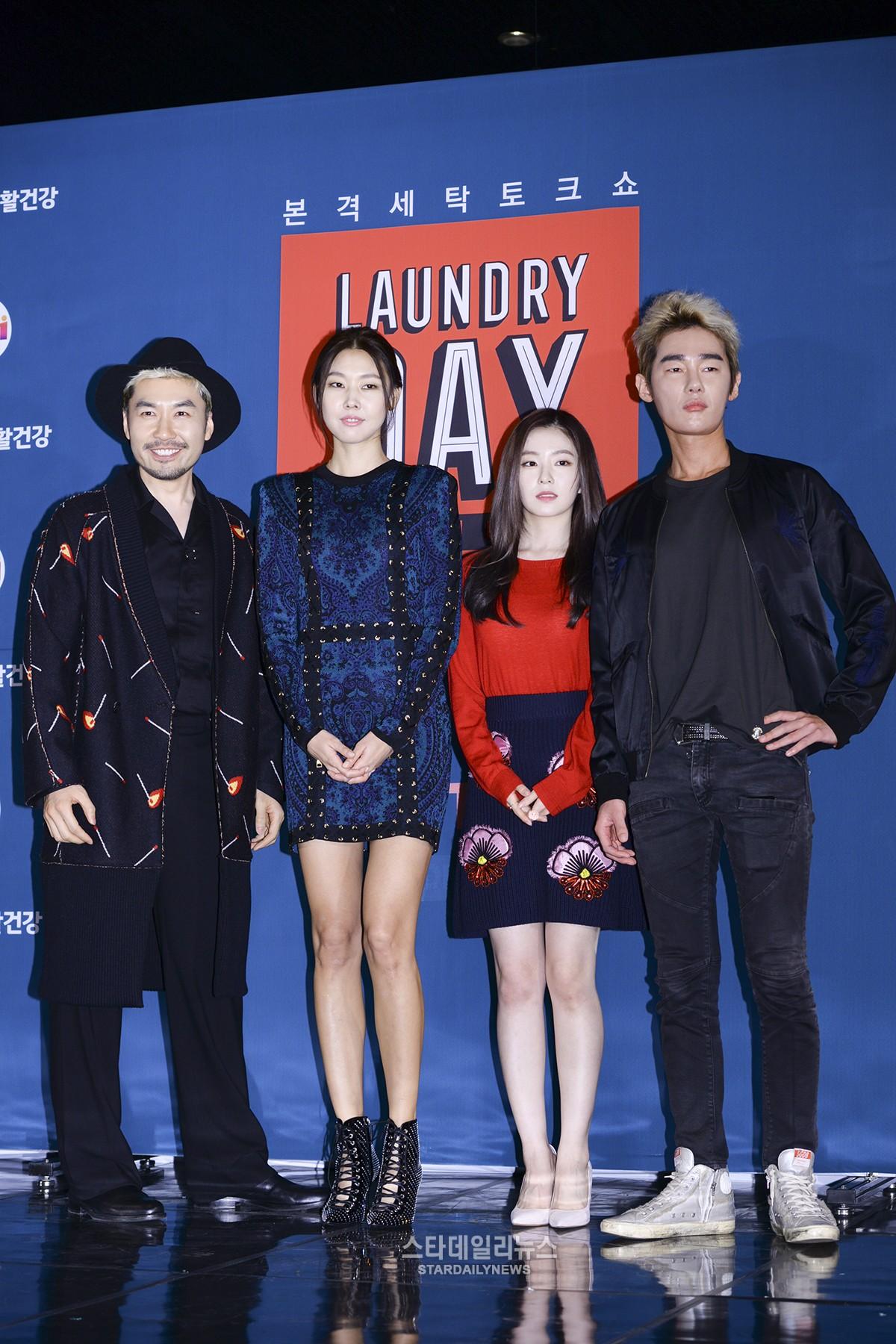 Noh Hong Chul Han Hye Jin Red Velvet Irene Heo Ji Woong
