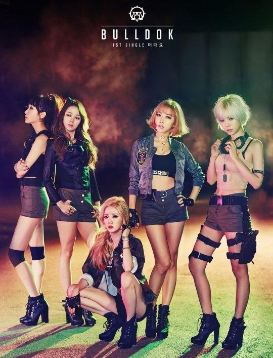 "Produce 101"" Girl Group Bulldok Releasing Debut Single Today | Soompi"