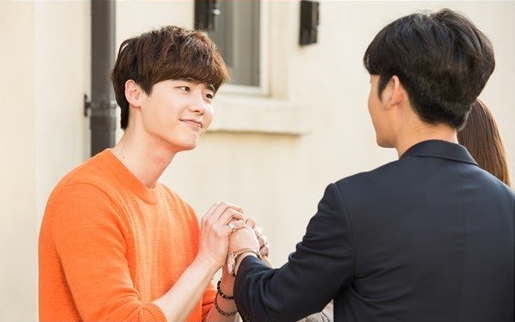 lee jong suk gogh the starry night 2