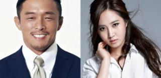 choo sung hoon yuri girls' generation