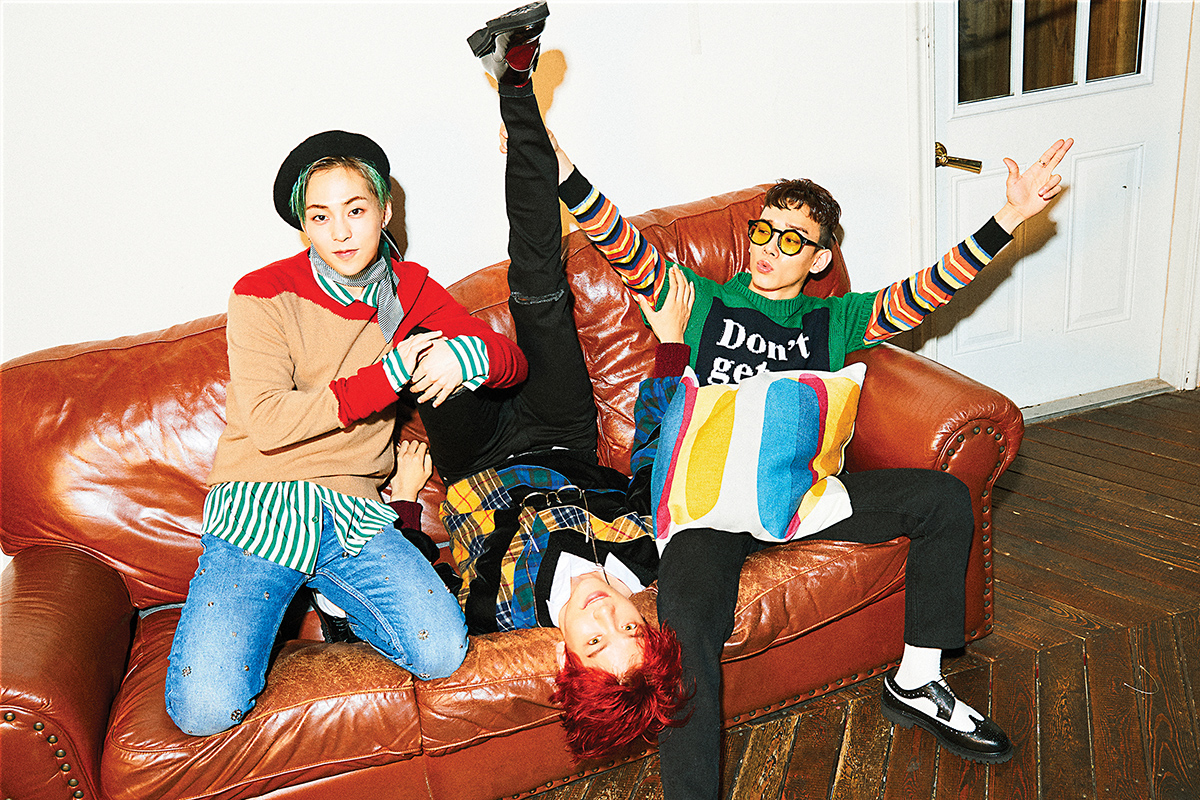 Update: EXO-CBX Shares New Teaser Photos Of Xiumin And