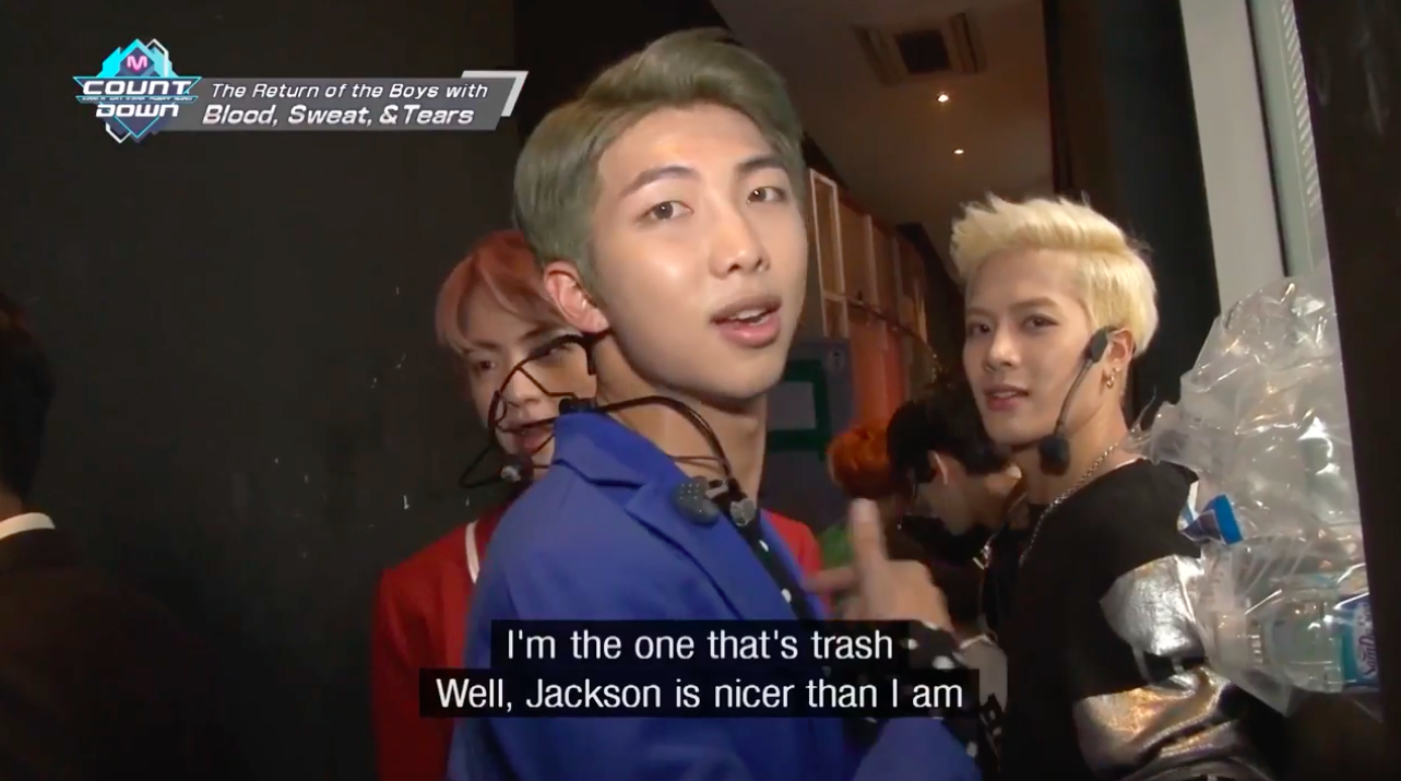 jackson rap monster