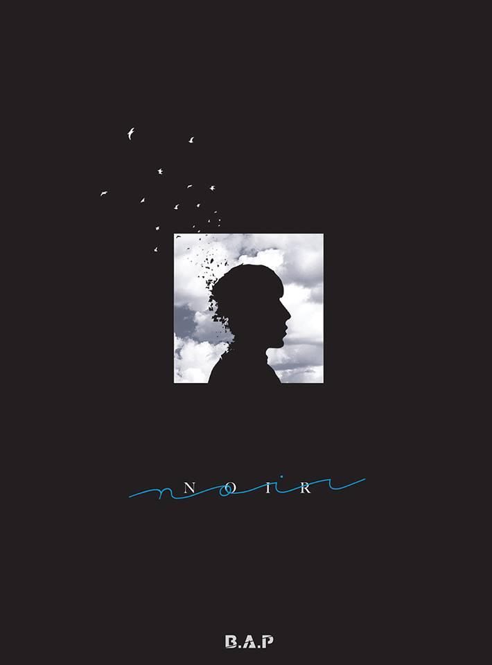 B.A.P Noir cover image