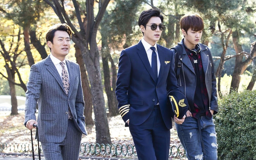 Lee Hee Joon Lee Min Ho Shin Won Ho 3