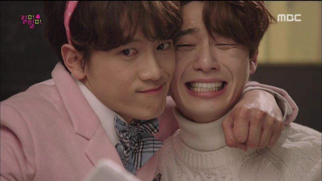 kill me heal me ji sung park seo joon