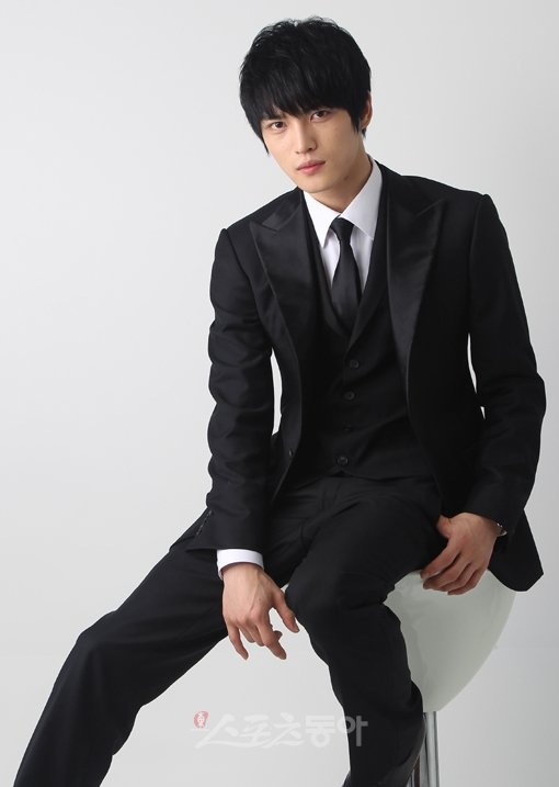 "JYJ's Kim Jaejoong Gears Up For ""Protect The Boss"""