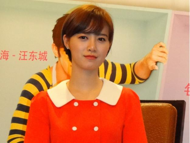 "[Exclusive] Goo Hye Sun Promotes ""Absolute Boyfriend"" in Singapore"