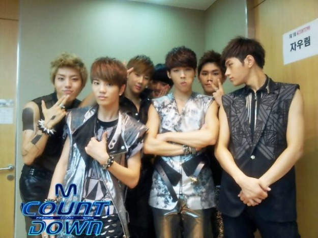 Mnet M Countdown 09.01.2011