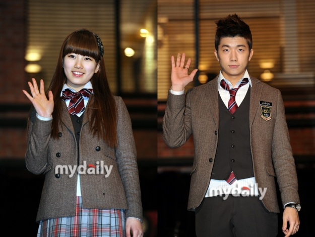 "Wooyoung and Suzy to Cameo as a Couple in ""Human Casino"""