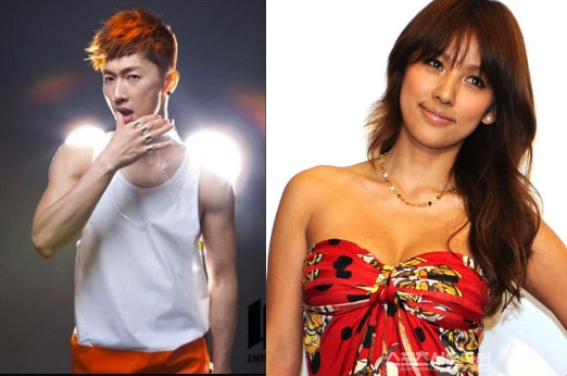 "Lee Hyori and Jang Woo Hyuk Infuriated Over ""Evil Equus"" Photo"