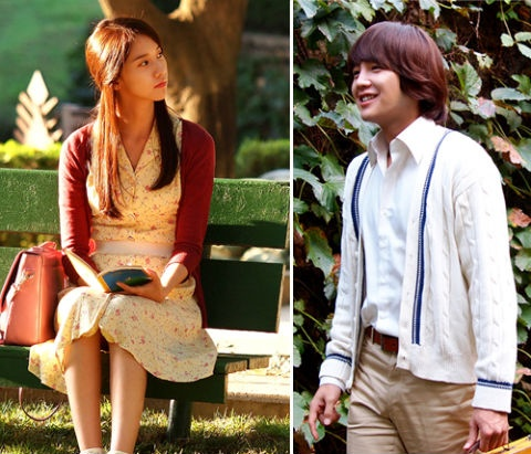 "SNSD YoonA and Jang Geun Suk's ""Love Rain"" Releases New Teaser Stills"