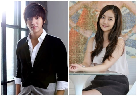 """City Hunter's"" Lee Min Ho and Park Min Young Back Together Again?! Dating Rumors Resurface"